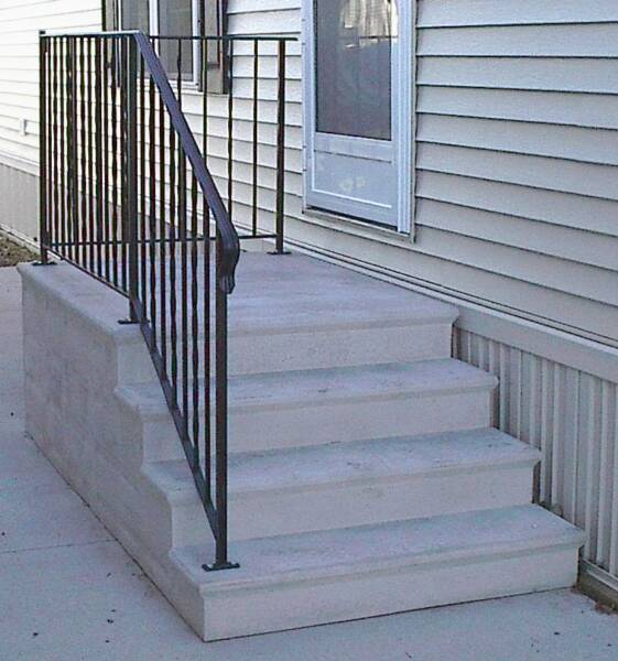 Prefabricated Front Steps Joy Studio Design Gallery